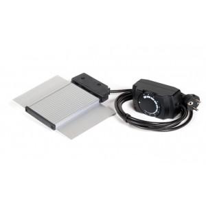 Heating element - heat adjustable
