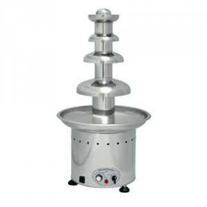 Cf34A Commercial Chocolate Fountain Auger