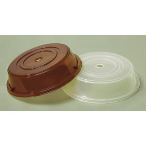 "Plate Cover for 11.25"" to 12"" Round Plate (Top Inset Dia. 4.75"" x 7"")"