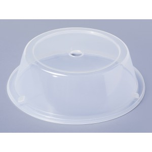 "Plate Cover for 8.8"" - 9.63"" Round Plate (Top Insert Dia. 6.88"")"