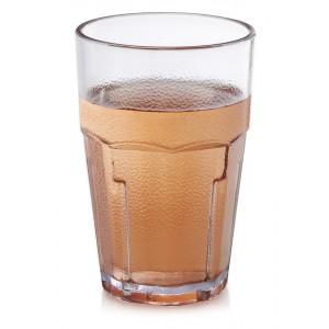 """10 oz. (12.4 oz. Rim-Full), 3.13"""" Textured Beverage, 4.75"""" Tall"""
