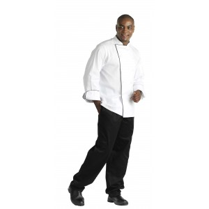 Chef Uniform Jacket Executive Men Long