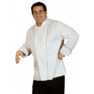 Chef Uniform Egyptian Cotton Exec Long