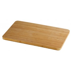 Oiled Bamboo tray GN 1/1