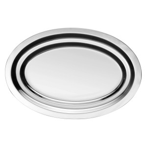Oval dish 38cm S/P