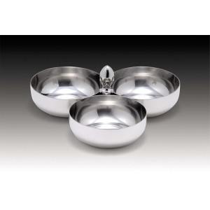 Infiniti Snack Tray - 3 Piece