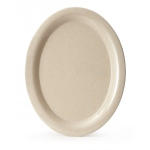 "13.5"" x10.25"" Oval Platter"