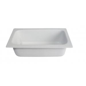 Third Size Deep Food Pan 1/3 x 4