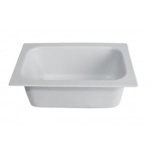 Quarter Size Deep Food Pan 1/4 x 4