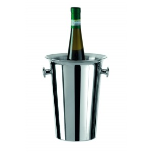 Champagne bucket. Ø cm 19,5 - H cm 24,5 - cl 350