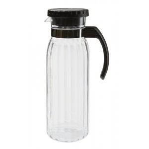"""50 oz., 5.25"""" Beverage Pitcher, 11.25"""" Tall, (2 Boxes of 6)"""