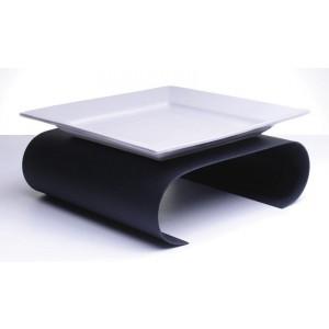 """12"""" Ceramic Square Plate"""
