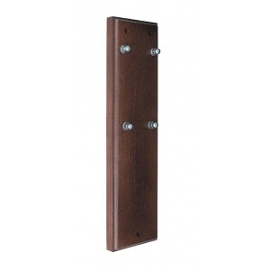 Wooden backing (Sapeli)