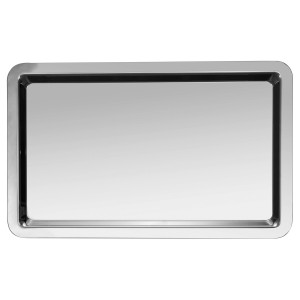 Serving tray without handle 53x32,5cm (Gastronorm 1/1) S/P