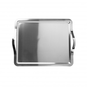 Serving tray with handles 65x53cm (gastronorm 2/1)