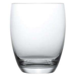 Transparent tumbler 29cl