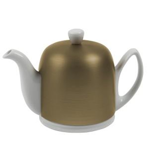 Salam tea pot 4 cups w/ Bronze color lid