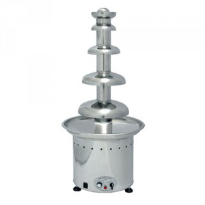 Cf44A Commercial Chocolate Fountain Auger