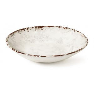 "1.3 qt. (1.4 qt. rim-full) Irregular Bowl, 10"" dia., 1.75"" deep"