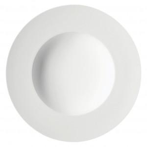 Round Soup / Pasta bowl w/wide rim