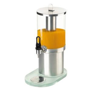Juice dispenser - 135 oz - 18.10 Stainless steel Mirror finish