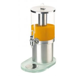 Juice dispenser - 135 oz - 18.10 Stainless steel Brushed finish