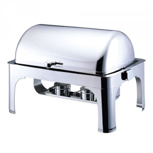 Chafer Contemporary Rectangular Roll Top