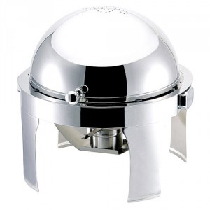 Chafer Contemporary Round Roll Top
