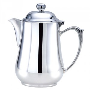 Large Ovalina Coffee Pot