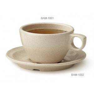 "7.5 oz. (8.4 oz. Rim-Full), 3.75"" Ovide Coffee Cup, 2.5"" Deep"