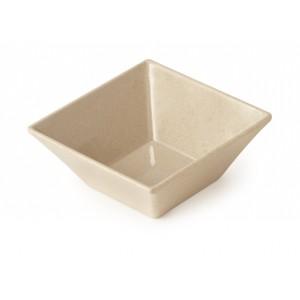 """14 oz. (14.4 oz. Rim-Full), 5"""" Square Bowl, 2"""" Deep"""