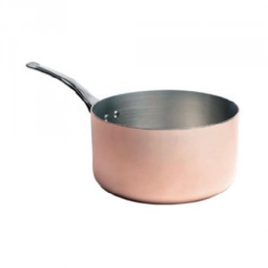 S Copper Sauce Pan