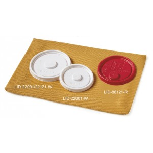 Disposable Lid for 2209 & 2212 (1000 pieces/cs.)