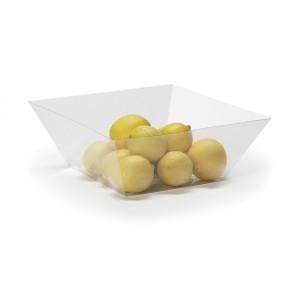 "Plastic Liner for 9"" Square Bowl (fits BWL-9-BAM, 48 pieces/cs.)"