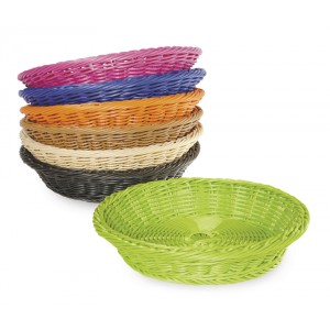 "11.5"" Round Basket, 2.75"" Deep"