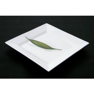"""7.5"""" Ceramic Square Plate"""