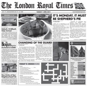 "12"" x 12"" Food-Safe London Newsprint Liner, White, 250 pieces./cs."