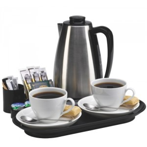 Valette Welcome Tray (incl. kettle)
